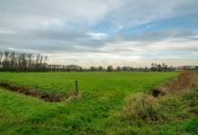 Landbouwgronden, Hooiendonkstraat Heffen (Mechelen)