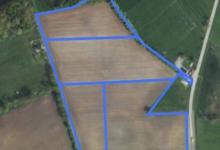 10,5 ha akkergrond te Diest