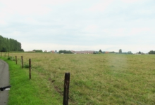 landbouwgrond in Eppegem