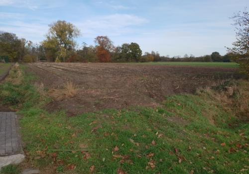 Mooie landbouwgrond  gelegen te Meerhout Lemmenshoef