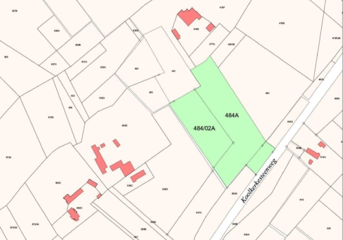 ca. 1ha60a akkergrond te koop te Damme – Oostkerke