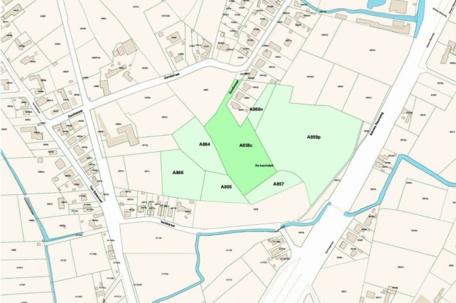 Ca. 6,5ha landbouwgrond te Nazareth
