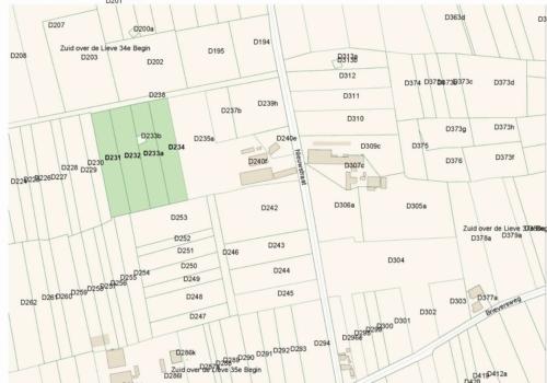 Blok van 2ha17a99ca landbouwgrond te koop