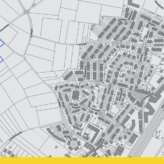 2 aaneensluitende akkergronden samen 6810 m2, Zaventem (Sint Stevens Woluwe)
