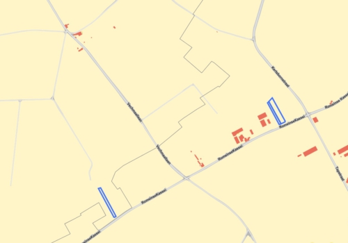 3 percelen landbouwgrond Lauw/Vechmaal