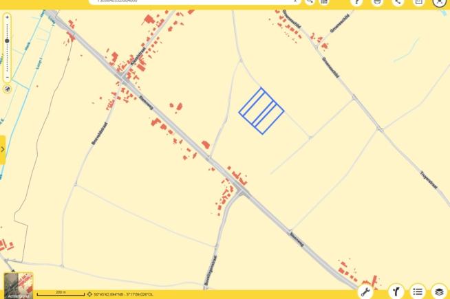 Landbouwgrond Heers 1 Hectare 93 Are en 36 Centiare groot