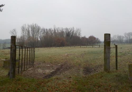 Prachtig gelegen weide in Erondegem (Erpe-Mere)