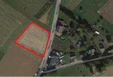 Landbouwgrond te Sint-Martens-Lennik