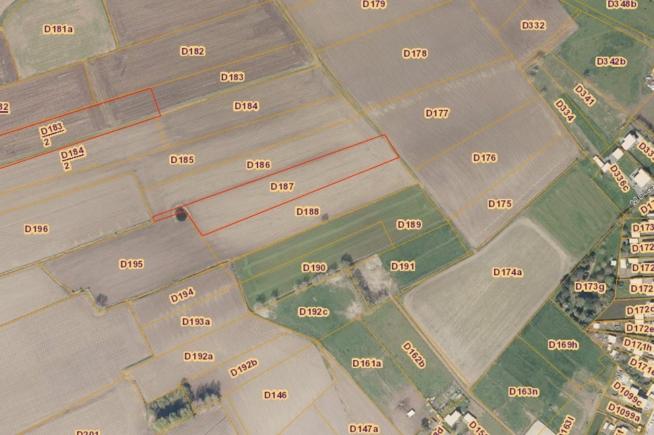 Knesselare – Malsem – 2 percelen landbouwgrond te koop