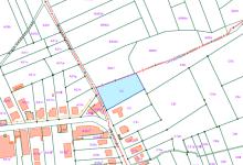 GRIMBERGEN, openbare verkoop van verschillende percelen landbouwgronden