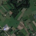 Landbouwgrond nabij het fort van LIER.
