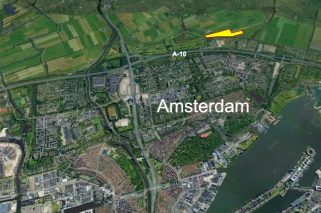 Te Koop strategische perceel/kavel grond in Amsterdam