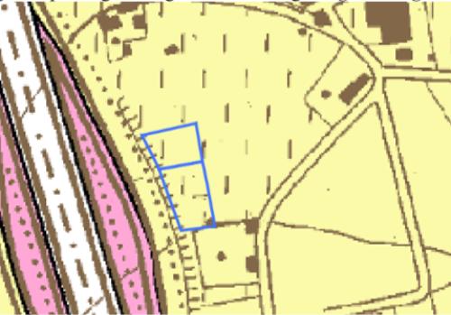 Weiland – 2550 – KONTICH (WAARLOOS), omgeving Nonnenbos
