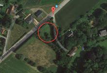 Centraal gelegen stuk weiland in Huldenberg, 19ha20, vrij