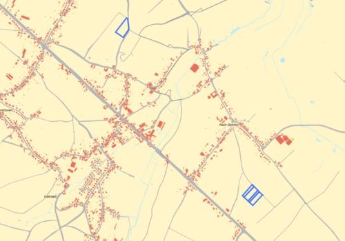 Landbouwgronden te Heers en Sint-Truiden (Totale opp. 3ha 14a)