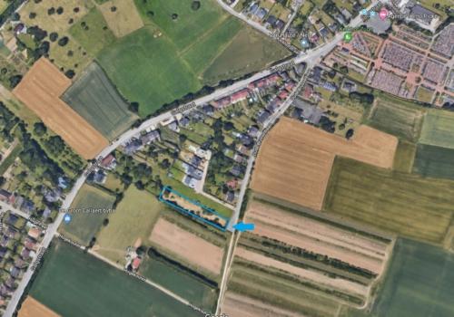 Boomgaard te Sint-Pieters-Leeuw