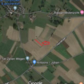 goed gelegen landbouwgrond te DENDERWINDEKE /RENDESTEDE
