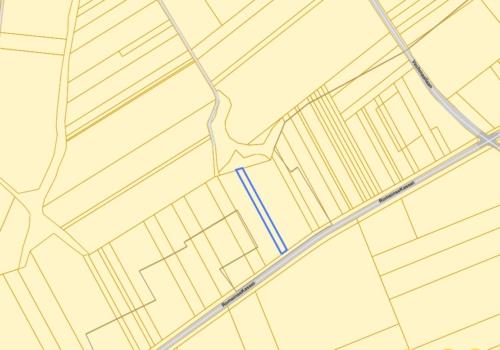 1 perceel landbouwgrond Romeinse Kassei te Vechmaal