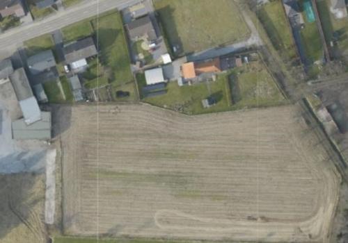 Landbouwgrond gelegen Linkhoutstraat