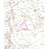 online openbare verkoop van 7 percelen landbouwgrond naast resto CLASH te 1785 Merchtem, Nieuwelaan 66