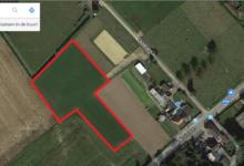 Mooi perceel landbouwgrond 5700 m² te koop te Grote-Spouwen