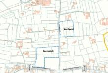 gemeente Eernegem : 2 percelen akkerland te koop