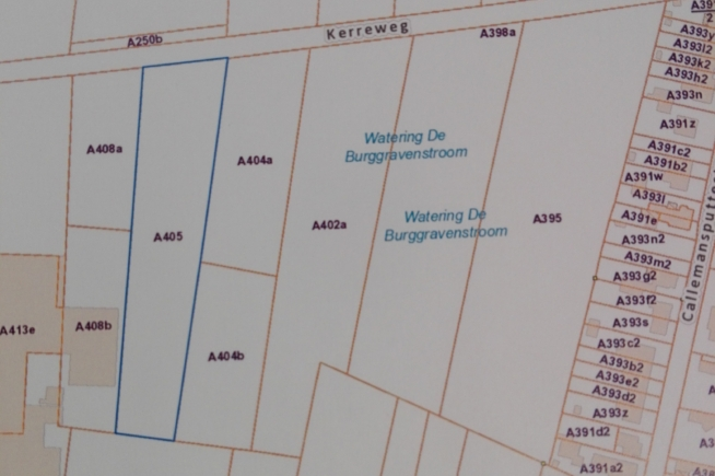 Perceel landbouwgrond te Evergem (Ertvelde)