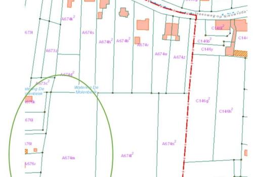 Landbouwgrond te Wezemaal (Rotselaar) 68 a 15 ca